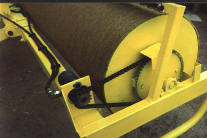 Drive A Tank >> Zacher Engineering Weed Roller